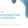 COVID-ID Guidance for Health Care Facilities